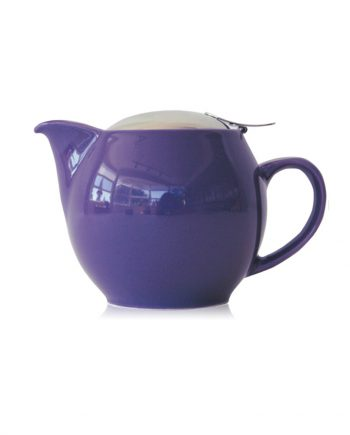 Zero 0.45l Teapot eggplant teapot