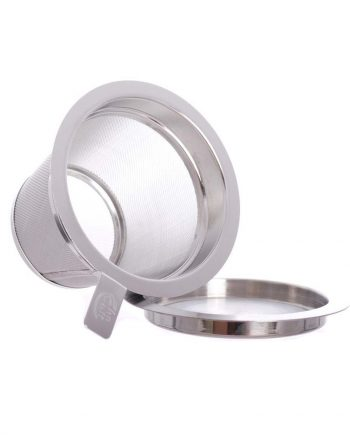 Large Stainless Steel Strainer
