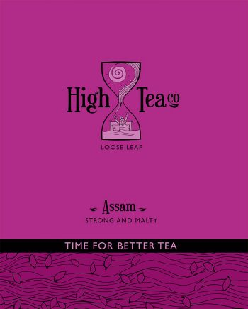 Loose Leaf Assam Tea by High Tea Co