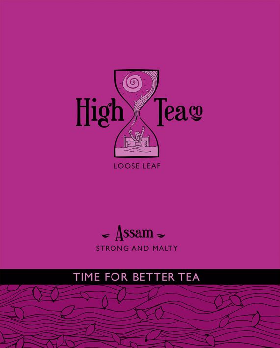 Loose Leaf Assam Tea by High Tea Co