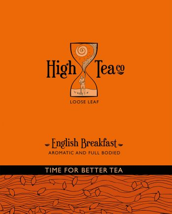 Loose Leaf English Breakfast tea - black tea