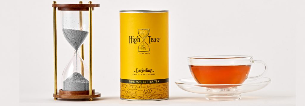 HIGH TEA - How to prepare and drink