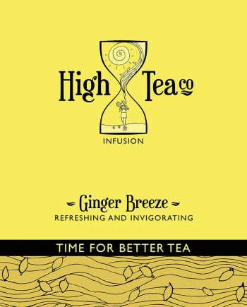 Loose Leaf GInger Breeze Tea