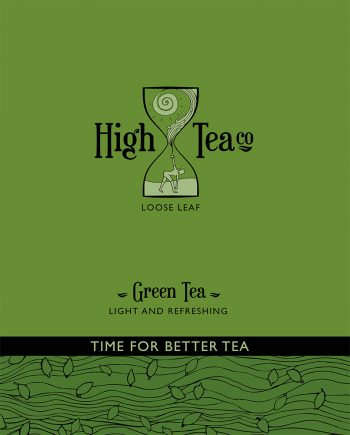 Loose Leaf Green Tea by High Tea Co