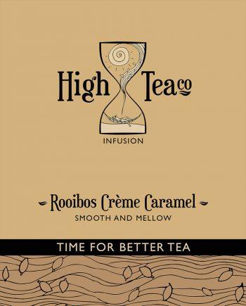 Loose Leaf Rooibos Creme Caramel Tea