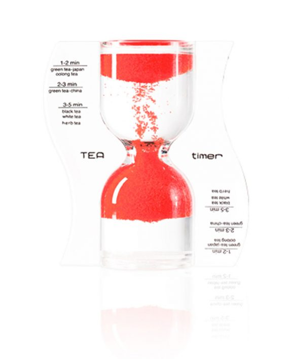 The red tea timer teaware product